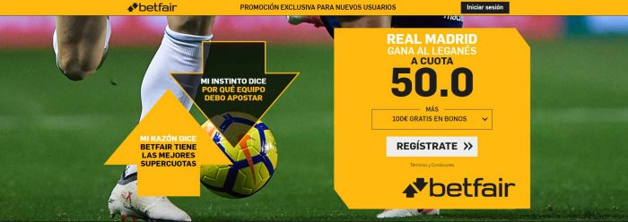 Supercuotas Betfair