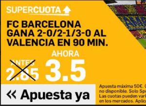 Betfair Valencia Barcelona Final Copa portada