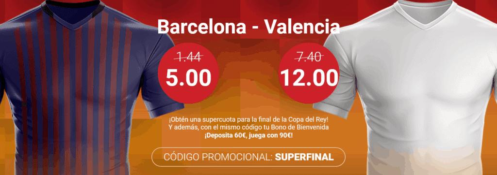 Marathon Barcelona Valencia Copa