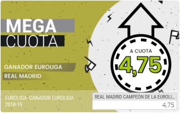 RETAbet Madrid Euroliga