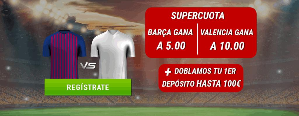 Sportium Barça Valencia