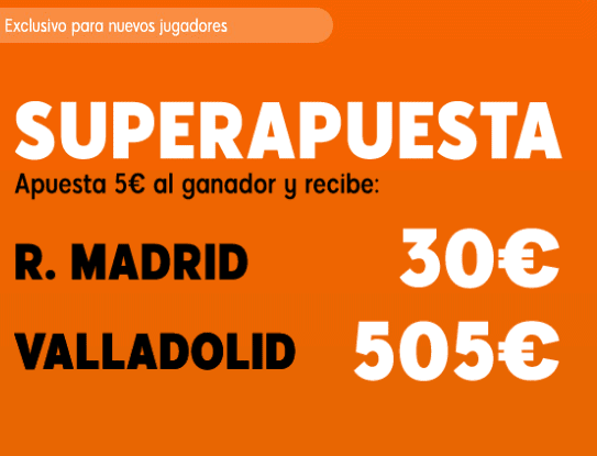 888Sport Real Madrid Valladolid portada