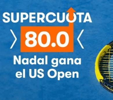 Betsson US Open Nadal portada