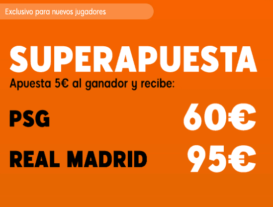 888Sport PSG Real Madrid portada