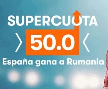 Betsson Rumanía España portada