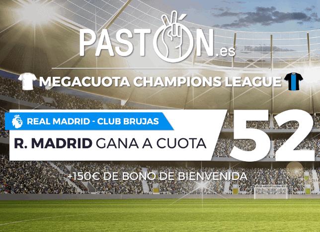 Pastón Real Madrid Brujas