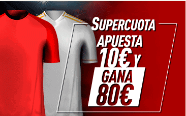 Sportium Mallorca Real Madrid