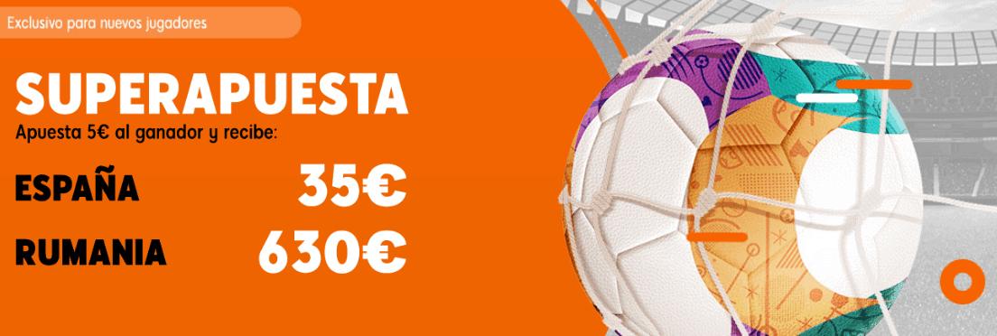 888Sport España Rumanía