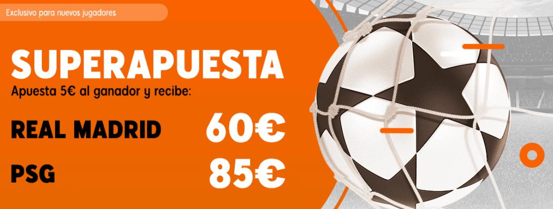 888Sport Real Madrid PSG