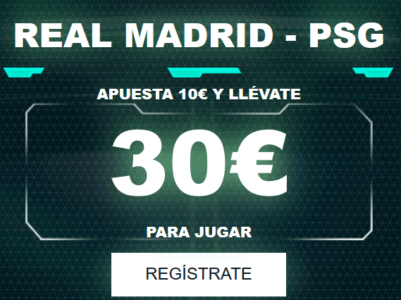 Codere Real Madrid PSG portada