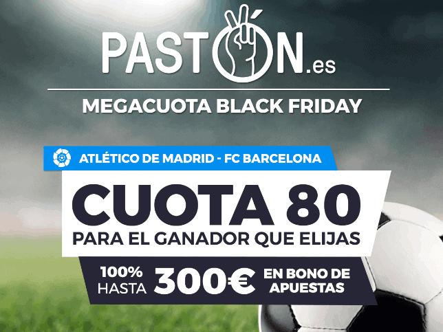 Pastón Atlético Barça