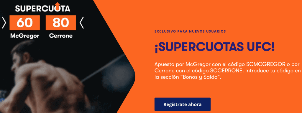 MacGreggor - Cerrone
