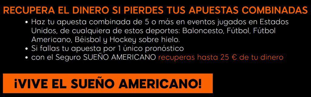 promoción sueño americano 888sport