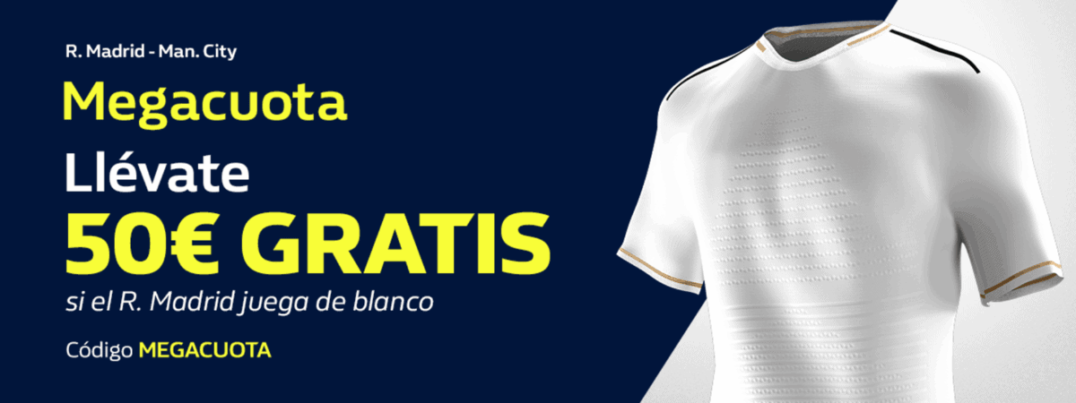 William Hill Real Madrid