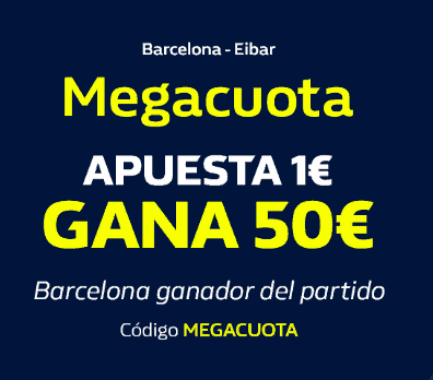 William Hill Barcelona Eibar portada