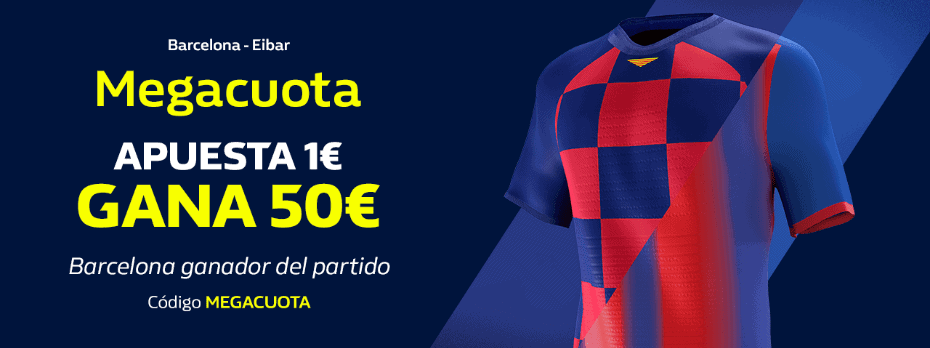 William Hill Barcelona Eibar