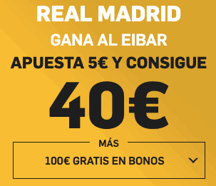 Betfair Real Madrid