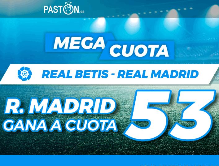Pastón Betis Real Madrid portada