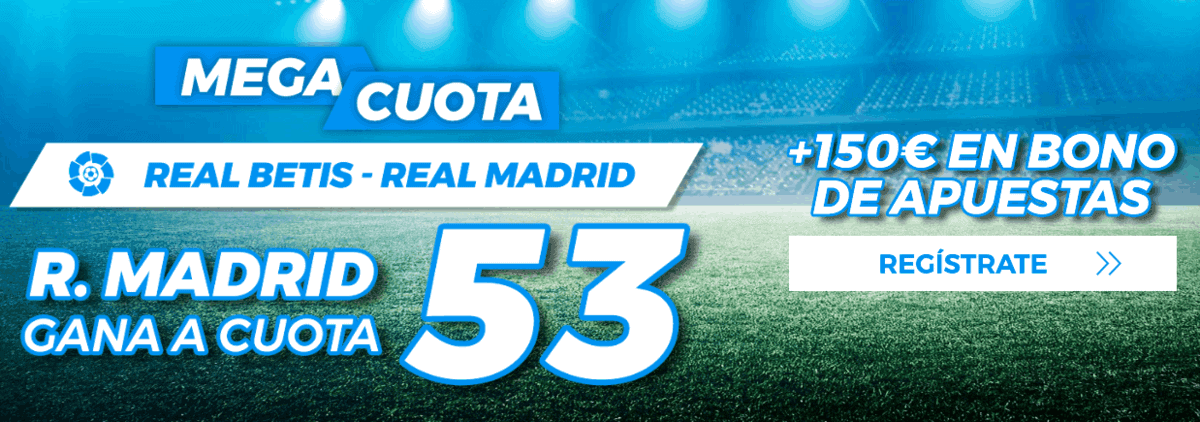 Pastón Betis Real Madrid