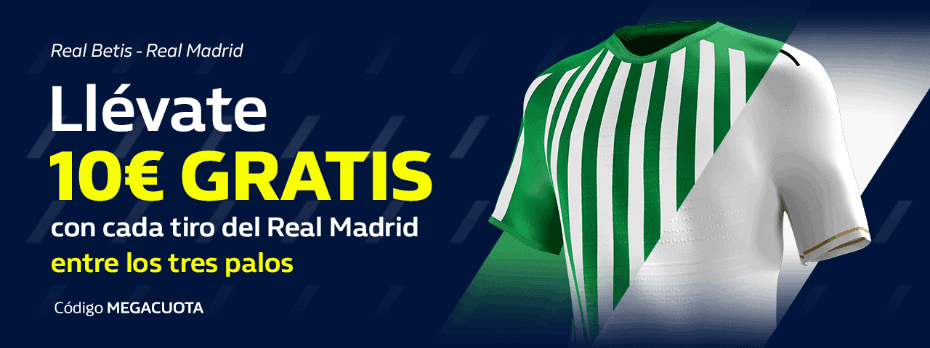 William Hill Betis Real Madrid