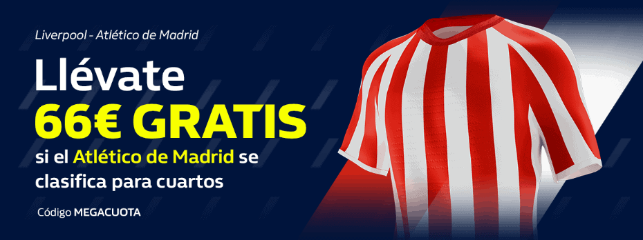 William Hill Liverpool Atlético