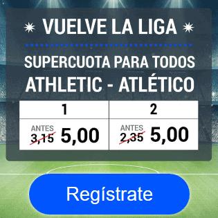 Codere Athletic Atlético portada
