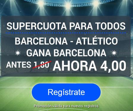 Codere Barcelona Atlético portada
