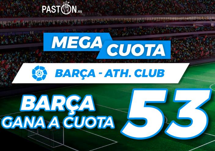 Pastón Barcelona Athletic Club portada