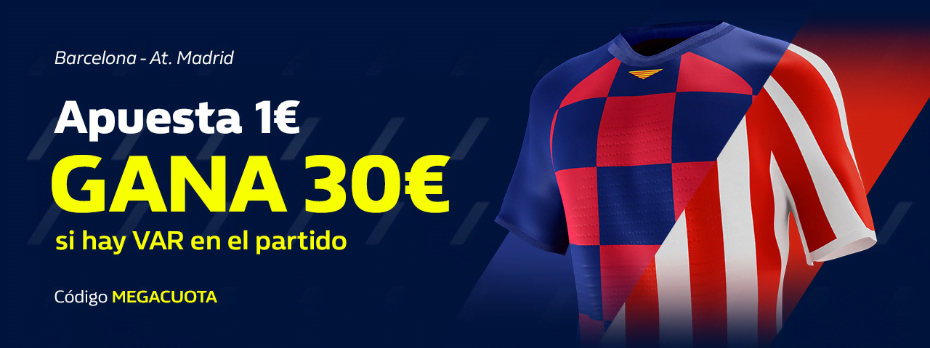 William Hill Barça Atlético