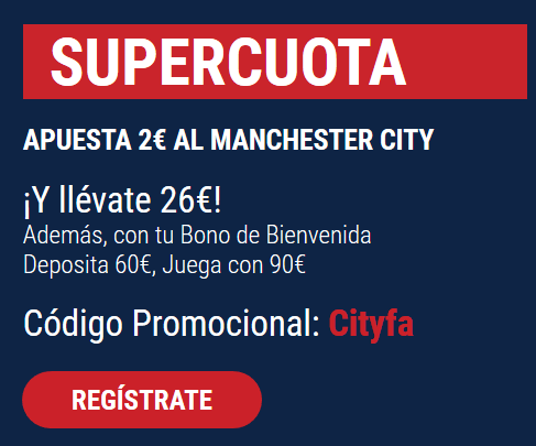 Marathonbet Arsenal City portada