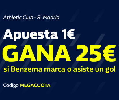 William Hill Athletic Club Real Madrid portada