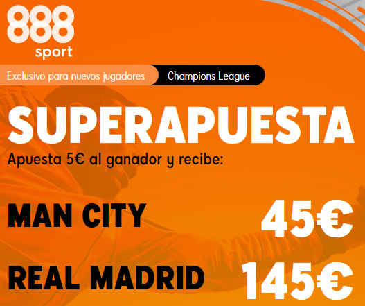 888Sport City Real Madrid portada