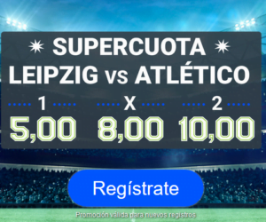 Codere Leipzig Atlético portada