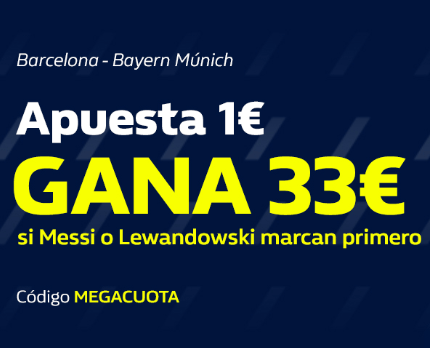 William Hill Barcelona Bayern Munich portada