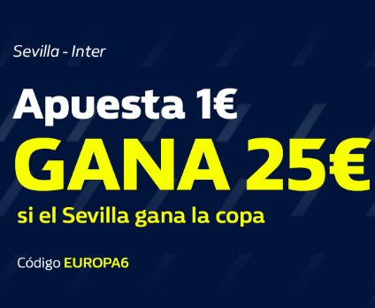 William Hill Sevilla Inter portada