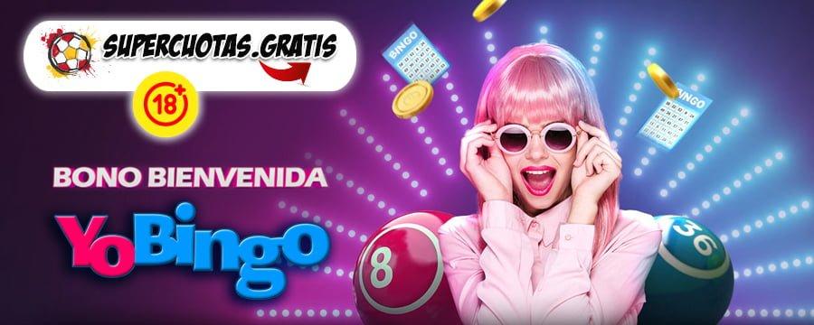 bono yobingo, yobingo bono, yobingo codigo promocional