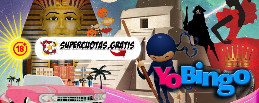promocion yobingo bienvenida, yobingo bono bingo, bono bingo yobingo online