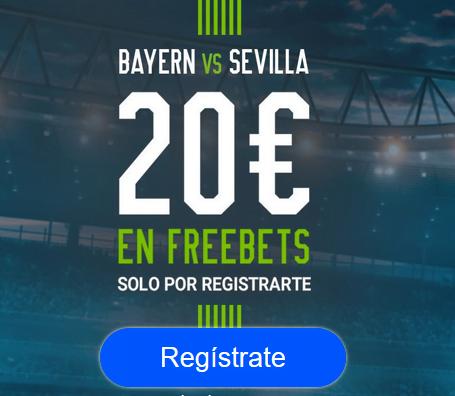 Codere Bayern Sevilla portada