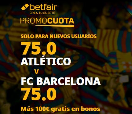 Betfair Atletico Barcelona portada