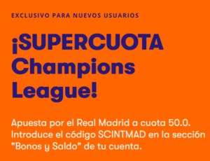 Betsson Inter Real Madrid portada