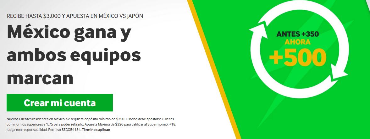México - Japón