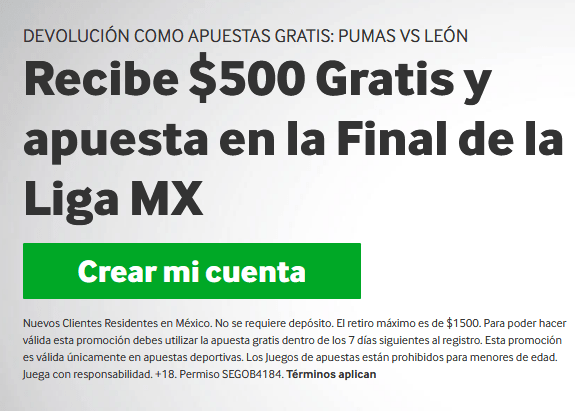 Betway Final Liga MX portada