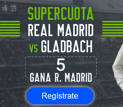 Codere Real Madrid Gladbach portada