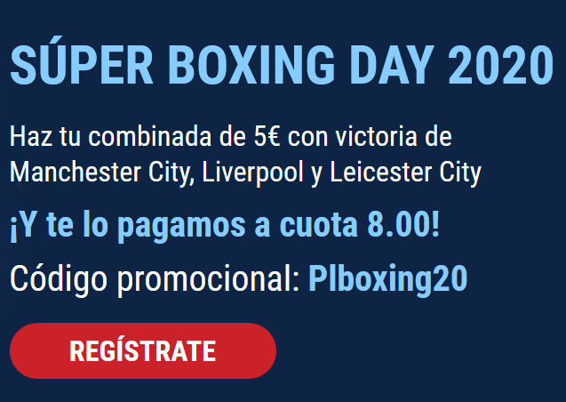 Marathonbet Super Combi Boxing Day 2020 portada