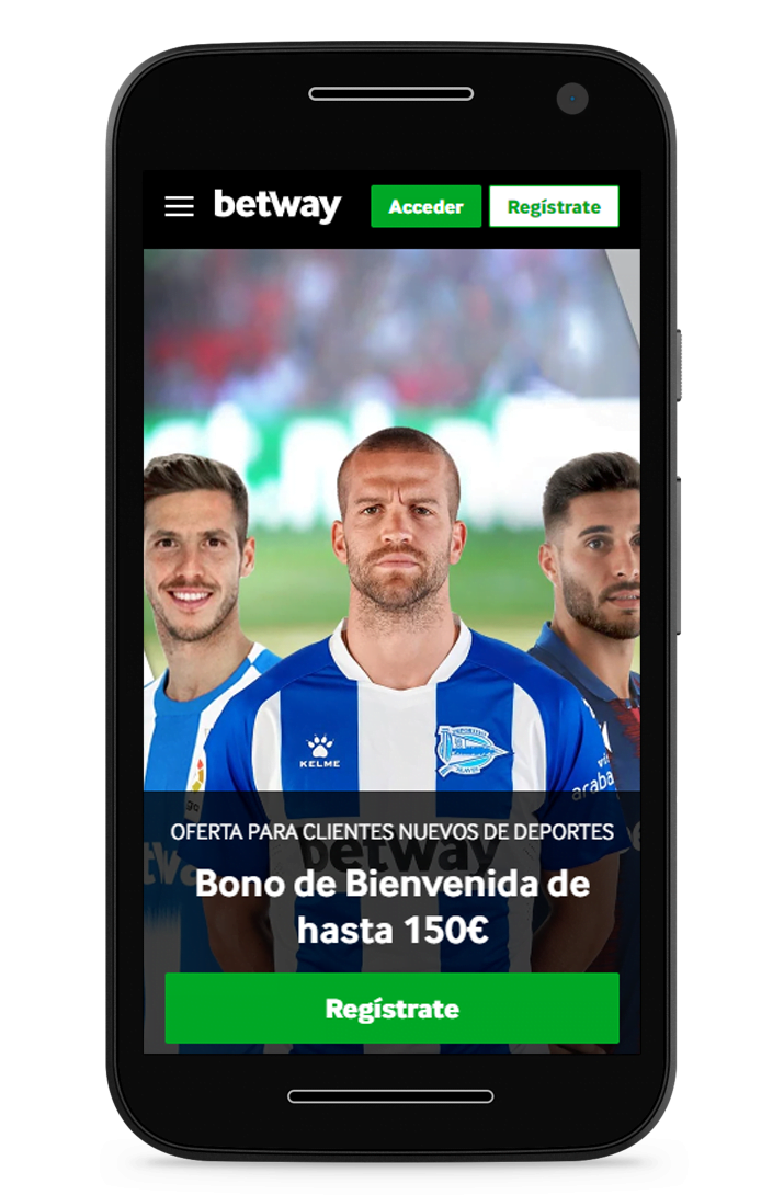 betway movil