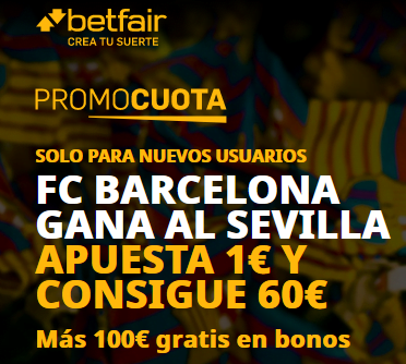 Betfair Sevilla Barcelona portada