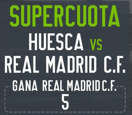 Codere Huesca Real Madrid portada