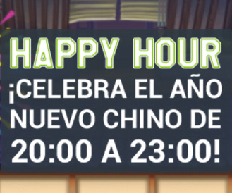Codere MX Happy Hour Ano Nuevo Chino portada