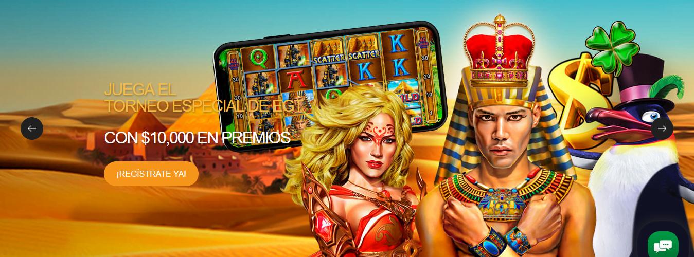 Torneo EGT Casino