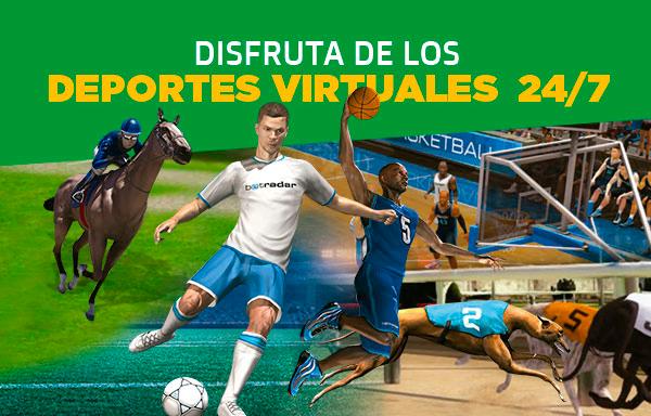 Ganabet deportes virtuales